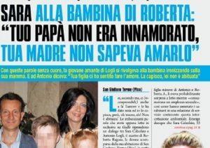 "Roberta Ragusa. Sara Calzolaio a figlia Antonio Logli: ""Tua madre non sapeva..."""