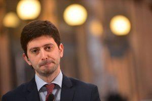 """Pd Roberto Speranza si candida contro Renzi. """"Io Davide contro Golia"""""""