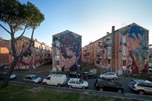 """""""Via negri"""", a Roma cacciata famiglia da una casa popolare"""