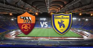 Roma-Chievo diretta live. Formazioni ufficiali video gol highlights foto pagelle