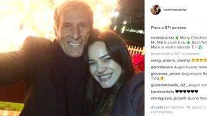 Romina Carrisi e Michael Bolton insieme? Quell'indizio su Instagram...FOTO
