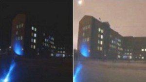 Russia: meteorite cade nella notte. E il cielo si illumina