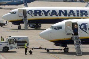 Ryanair assume: 3.000 nuovi posti di lavoro in Italia nel 2017 e 61 rotte nuove