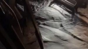 YOUTUBE Cervinia, 153 sciatori intrappolati sulla funivia: il video del salvataggio
