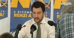 """Mentana a Salvini: """"Crede di essere Bruce Willis"""""""