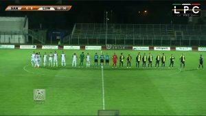 Santarcangelo-Fano Sportube: streaming diretta live, ecco come vedere la partita