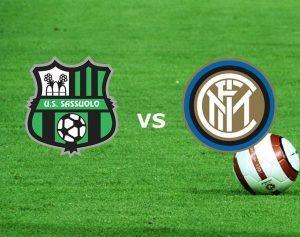 Sassuolo-Inter diretta live. Formazioni ufficiali dalle 12