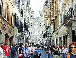 Shopping in Italia