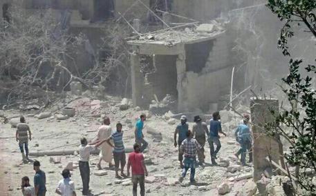 #Aleppoday, UNICEF: