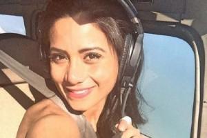 Sisy Arias |  modella e copilota morta sull'aereo della Chapecoense