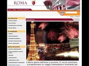 Comune di Roma: sul sito ufficiale gli spot per i viaggi nelle altre capitali