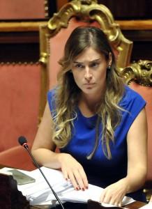 Referendum. Maria Elena Boschi sconfitta a Laterina, il suo paese
