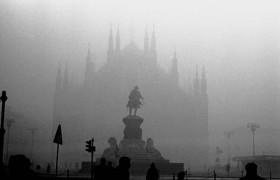 Smog ai massimi tra nebbia e bassa pressione<br /> Torino e Milano sono tra le città più inquinate