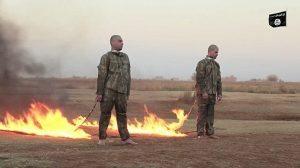 Isis, due soldati turchi bruciati vivi ad Aleppo. Nuovo video choc