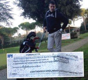 Stefano Corapi trova assegno da 112mila€, lo riporta in banca e pubblica foto su Fb