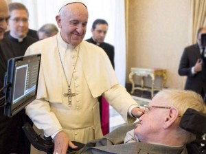 Stephen Hawking in ospedale a Roma: esce dopo alcuni giorni di ricovero