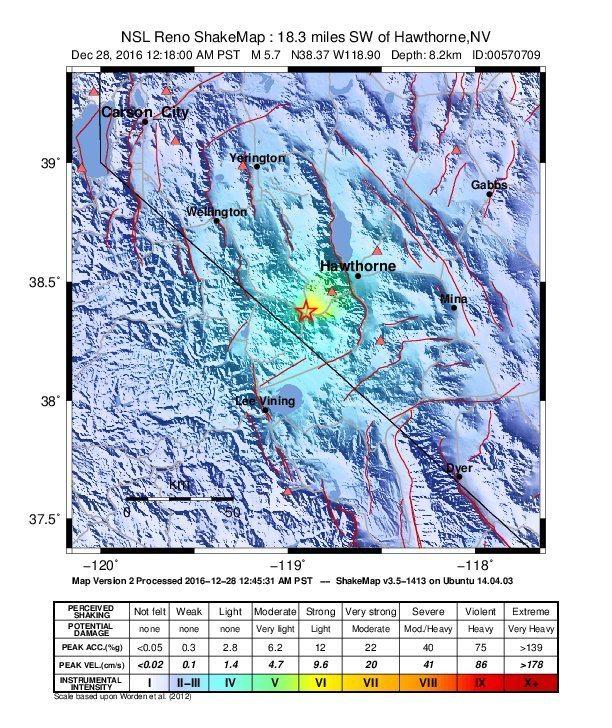 Reggio Calabria, scossa di terremoto di magnitudo 3.4 avvertita dalla popolazione