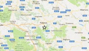 Terremoto Potenza 3.8. E nel centro Italia…
