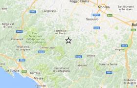 Terremoto Reggio Emilia, scossa del 4 tra Villa Minozzo, Toano e Frassinoro