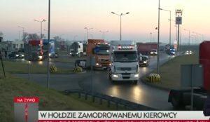 Polonia: 120 Tir ai funerali del camionista ucciso a Berlino