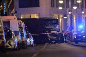 Attentato Berlino, a Roma stop a tir in centro durante le feste di Natale