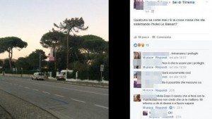 Tirrenia, FOTO Facebook scatena fobia profughi2
