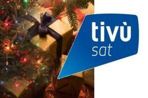 A Natale regala tivùsat: la tv satellitare gratuita!