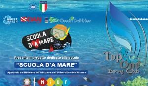 Top One Diving, corsi di sub da Roma Eur ai viaggi all'estero