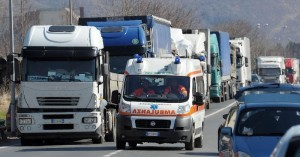 Torino-Bardonecchia: operaio travolto su A32 morto