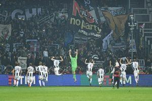 Torino - Juventus 1-3: foto striscioni-coreografie derby della Mole
