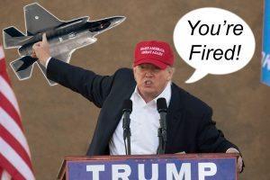 Trump contro gli F-35 Lockheed, fa un'offerta per gli F-18 Boeing