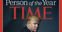 Trump per Time persona anno: Presidente Stati  divisi d'America