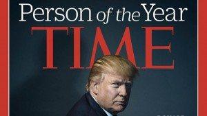 """Donald Trump persona dell'anno. Time: """"Presidente Stati divisi d'America"""""""