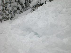 Monte Pianard, sciatore muore dopo due ore sotto valanga