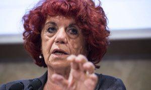 Valeria Fedeli, ministra dell'Istruzione e dell'Università che all'Università non è mai andata
