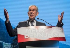 Austria: Van der Bellen presidente, battuto ultranazionalista Hofer