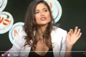 Veronica Gentili, blogger fissa in tv. E i fan apprezzano...FOTO