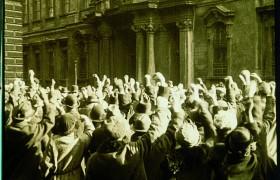 Come nacque il nazismo: in un film del 1924 girato a Vienna ebrei deportati…