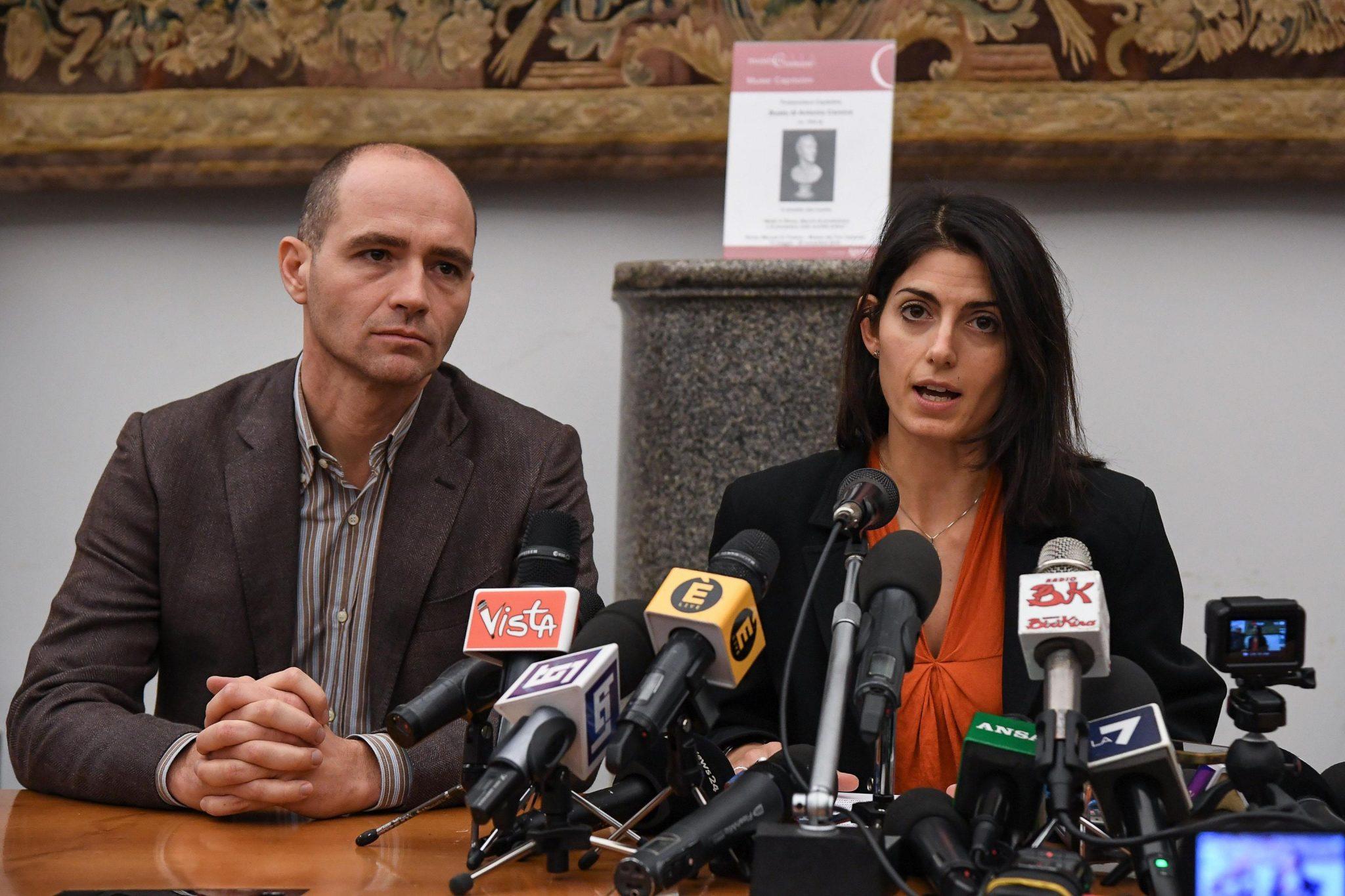 Raggi su Fb: diamo un nuovo slancio al governo di Roma
