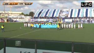 Virtus Francavilla-Paganese Sportube: streaming diretta live, ecco come vedere la partita