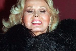 "Zsa Zsa Gabor, morta a Hollywood la ""prima Kardashian"""