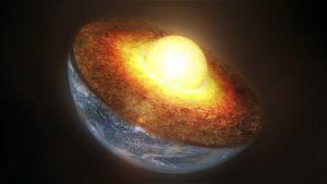 Scoperto terzo elemento nucleo terrestre: ferro, nichel e silicio