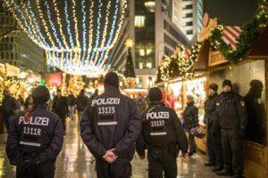 Germania: polvere sospetta in alcuni edifici giudiziari