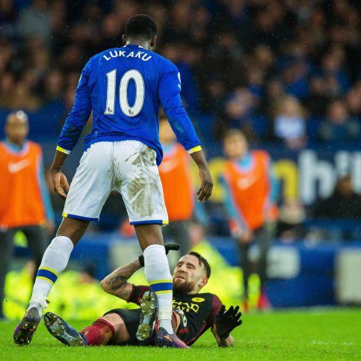 Everton-Manchester City 4-0 highlights video, Guardiola a -10 da Conte