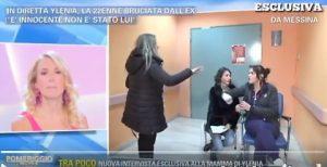 Barbara DUrso e la mega rissa a Pomeriggio Cinque sul caso di Ylenia VIDEO