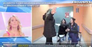 Barbara D'Urso, rissa Ylenia-madre: inviata Pomeriggio 5 si è rotta il naso?