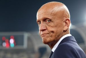 Pierluigi Collina capo arbitri Fifa: sostituisce Angel Maria Villar Llona