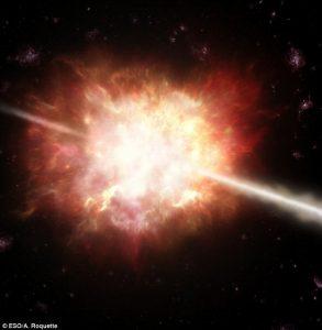 Terra, sei eventi cosmici che farebbero sparire il nostro pianeta