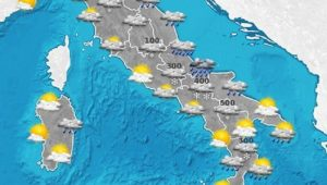Previsioni meteo giovedì 19 gennaio e venerdì 20 gennaio