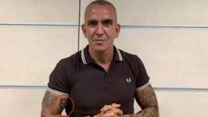 """Paolo Di Canio torna su Sky dopo sospensione per tatuaggio """"Dux"""""""